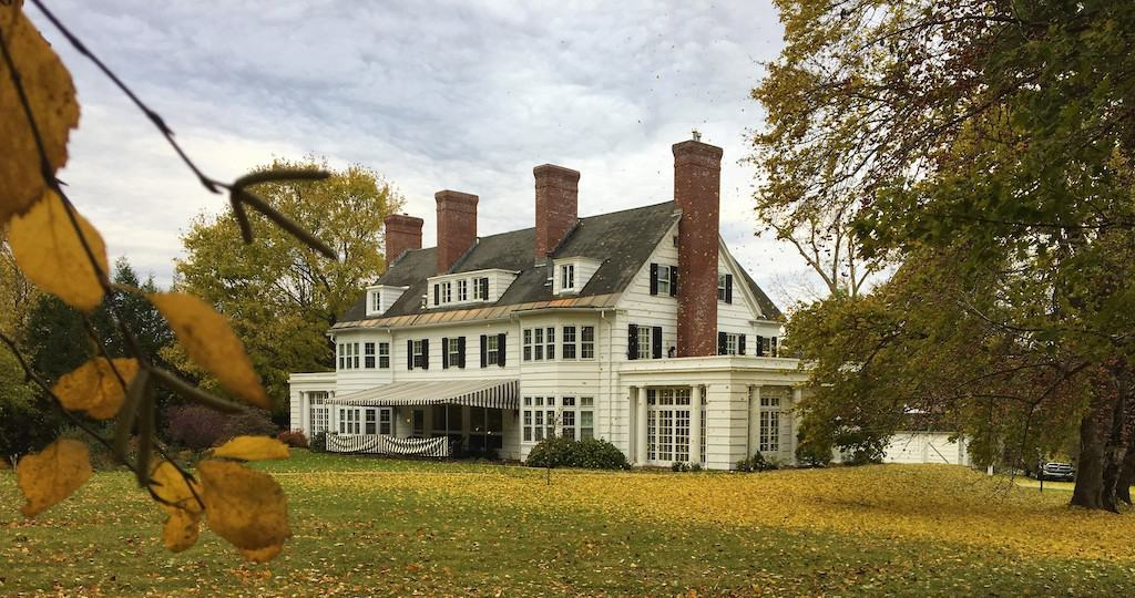 The Four Chimneys Inn in Bennington, Vermont.